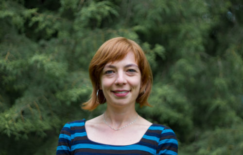 Анастасия Пучкова: Координатор молодежных проектов