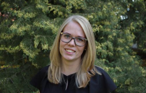 Liisi Muru: Programm Erasmus+ finantsspetsialist