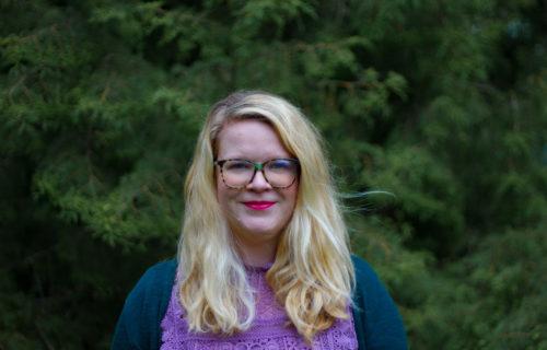 Marit Kannelmäe-Geerts: Noorteagentuuri asejuhataja - lapsehoolduspuhkusel