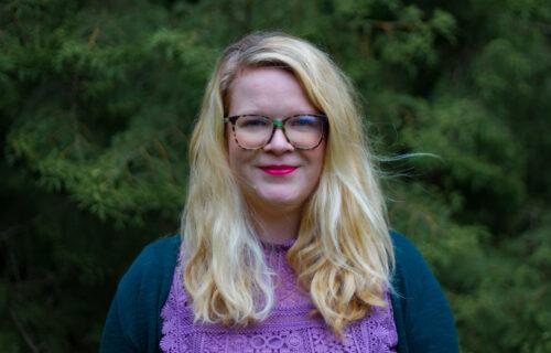Marit Kannelmäe-Geerts: Noorteosakonna asejuhataja - lapsehoolduspuhkusel