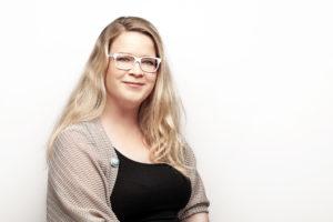 Marit Kannelmäe-Geerts : Noorteagentuuri asejuhataja